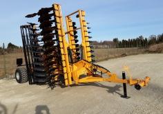 Randaal Agro-Klon 6,0 m 56 cm torurull transpordiraam ratastega