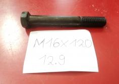 Kõvasulam polt 12.9 M16X120 osakeere