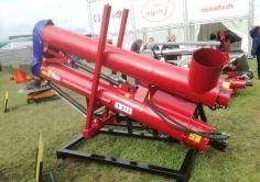 Vilja kiirlaadija haagisele POM T213 (180 t/h)
