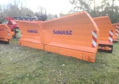 Libliksahk SaMASZ Alps 361 Metalltera ja 3-punkti kinnitus