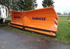 Libliksahk SaMASZ Alps 331kummitera ja 3-punkti kinnitus