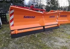 Libliksahk SaMASZ PSV-251 kummiteraga 3-p kinnitus
