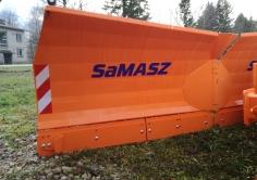 Libliksahk SaMASZ Alps 331 metalltera ja 3-punkti kinnitus