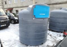Kütusetanklad Swimer EcoLine 1500 - 5000 l