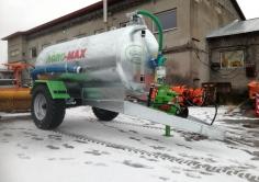 Lägapütt Agromax 5000 l