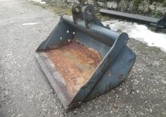 Väikeekskavaatori kopp (80 cm)