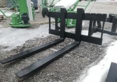 EURO-Aluse käpad Pronar 2500 kg