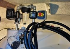 Topeltseinaga kütusetankla Swimer 2500 l