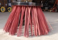 Külgharja element metallist