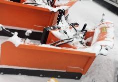 Libliksahk Pronar PUV-2600 metallteraga