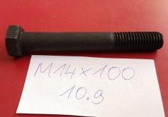 Kõvasulam polt 10.9 M14X100 Osakeere