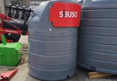 Kütusetankla Sibuso 1500 l