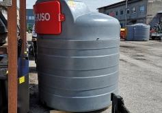 Kütusetankla Sibuso 2500 l