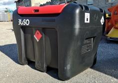 Kütusetankur Sibuso 450 l