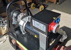 Generaator jõuvõtuvõllilt Agrovolt AV38R (30,4 kW)