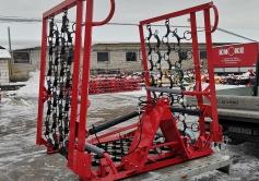 Karjamaaäke Agro-Factory LUSA 6 m 2-silindrit