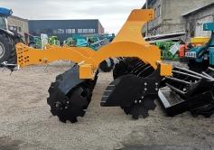 Randaal Agro-Klon 3,5 m 56 cm torurull