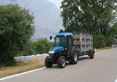 Landini Rex (kitsas traktor)